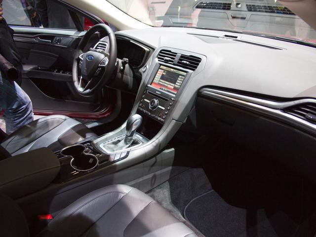Ford Mondeo Limousine 2,0 EcoBlue 140kW ST-Line Automatik