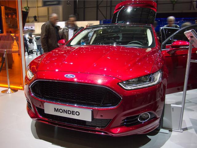 Ford Mondeo 2,0 EcoBlue 140kW ST-Line Automatik