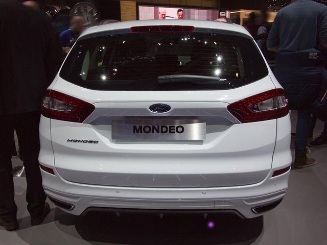 Ford Mondeo Turnier