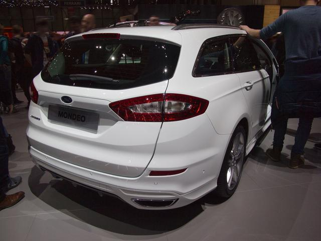 Ford Mondeo Turnier 2,0 EcoBlue 140kW Business Auto