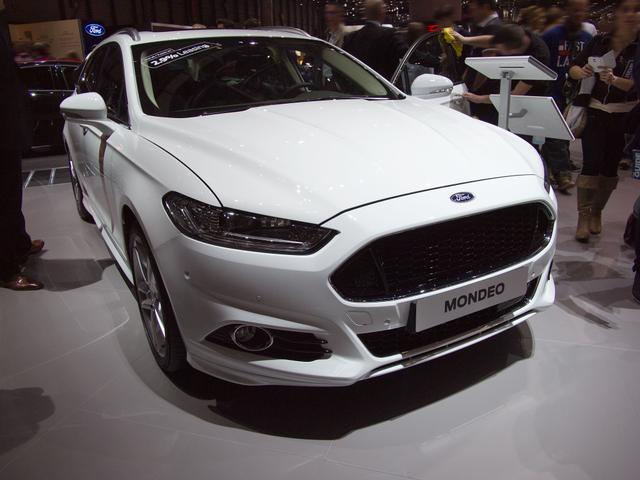 Ford Mondeo Turnier - 2,0 TDCi 110kW Trend PowerShift