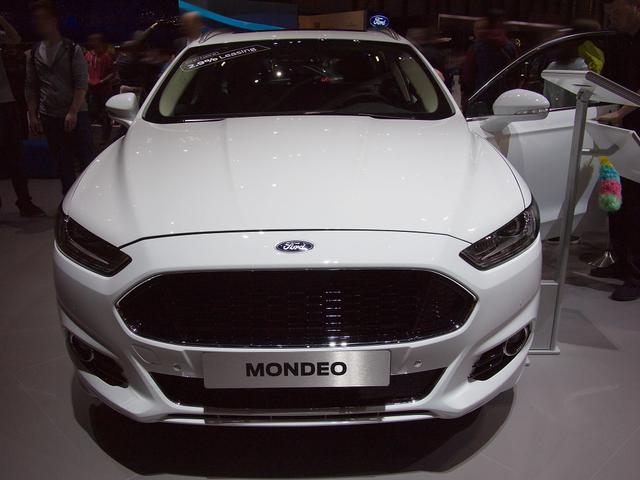 Ford Mondeo Turnier - 1,5 EcoBoost Business Edition