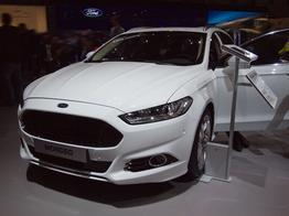Ford Mondeo Turnier      2,0 EcoBlue 110kW Titanium Auto