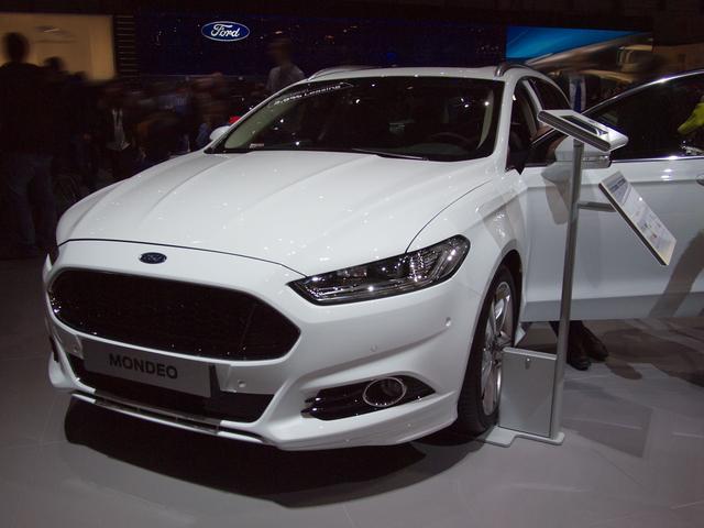 Bestellfahrzeug, konfigurierbar Ford Mondeo Turnier - 1,5 EcoBoost Titanium