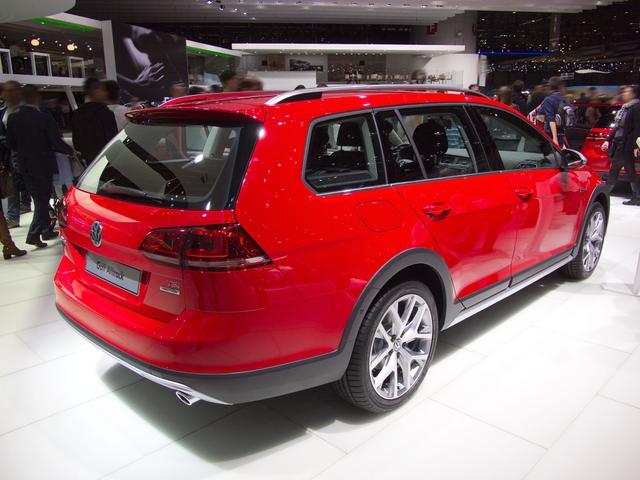 Volkswagen Golf Variant 2.0 TDI SCR 147kW DSG 4Motion Alltrack