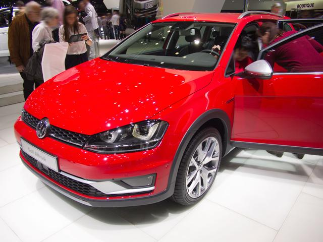 Bestellfahrzeug, konfigurierbar Volkswagen Golf Variant - 2.0 TDI 135kW SCR DSG 4Motion Alltrack