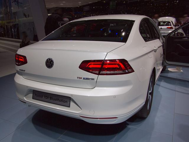 Volkswagen Passat 2.0 TDI SCR Business