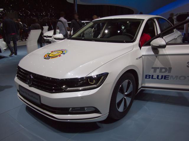Volkswagen Passat 2.0 TDI SCR 140kW DSG Business