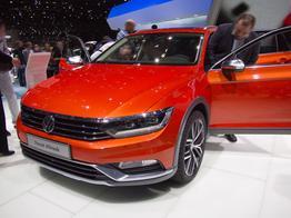 Volkswagen Passat Alltrack - 4-Motion