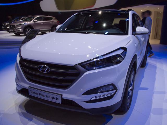 Hyundai Tucson - 1.6 GDI Trend