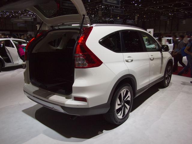 Honda CR-V 2.0 i-MMD Hybrid 2WD Lifestyle eCVT