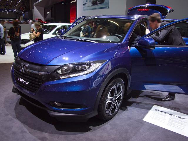 Honda HR-V - 1.5 i-VTEC Executive