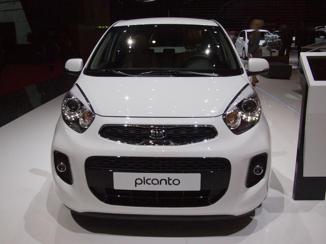 Kia Picanto Comfort Plus Line Navigator