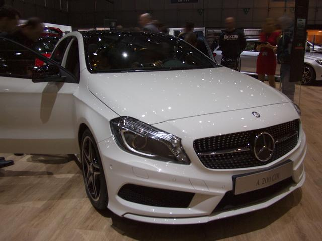 Mercedes-Benz A-Klasse - A 160