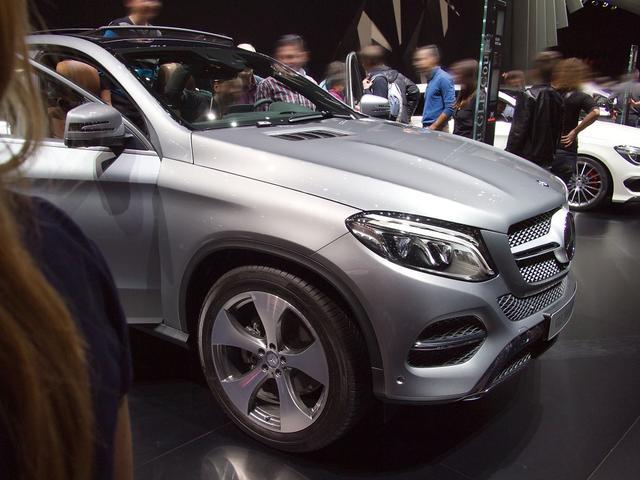 Mercedes-Benz GLE-Klasse GLE 300 d 4MATIC