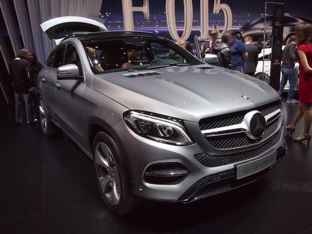 Mercedes-Benz GLE-Klasse GLE 400 d 4MATIC