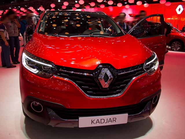 Renault Kadjar - TCe 140 GPF Life