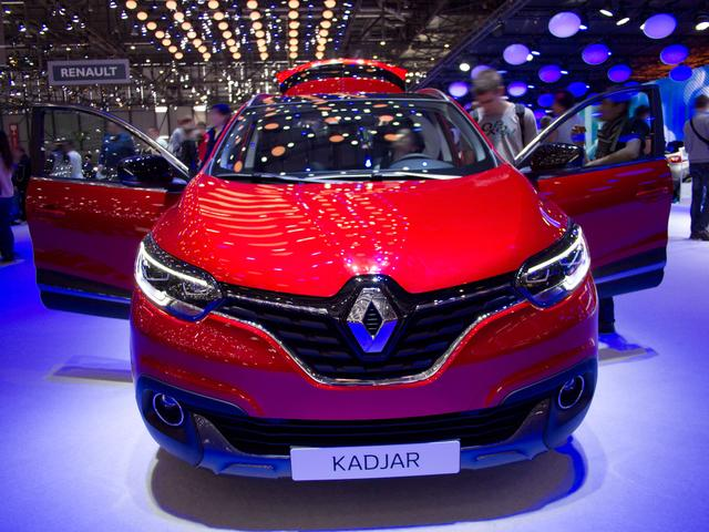 Renault Kadjar - BLUE dCi 115 Limited