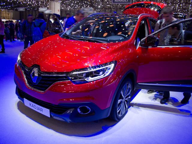 Renault Kadjar      TCe 140 GPF Zen