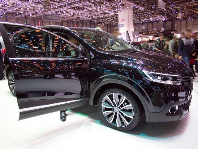 Renault Kadjar TCe 140 EDC GPF Intens