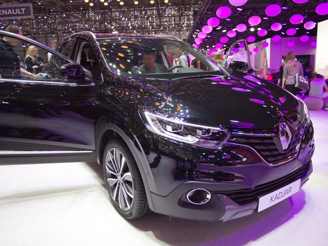 Renault Kadjar - BLUE dCi 115 Bose Edition