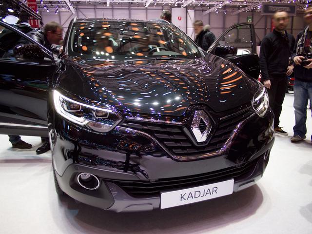 Renault Kadjar - BLUE dCi 150 4WD Bose Edition