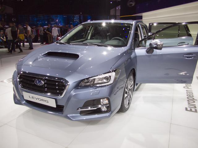 Subaru Levorg - 1.6 Sport
