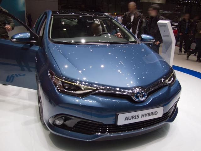 Toyota Auris - Team Deutschland 1,2-l-Turbo S/S
