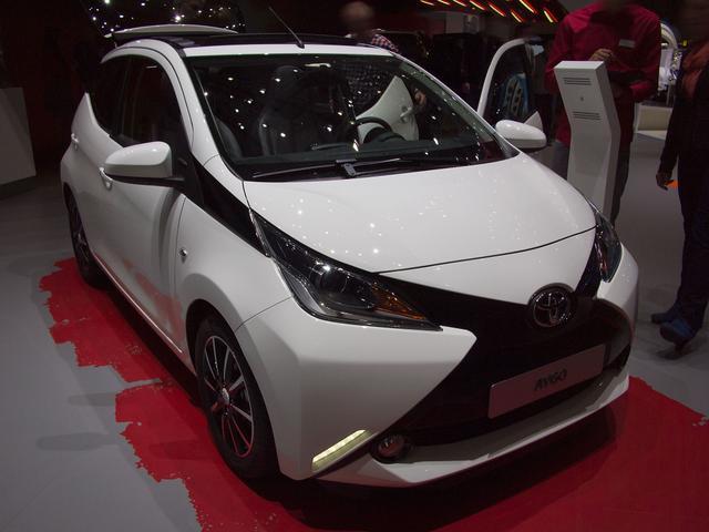 Toyota AYGO - 1,0-l-VVT-i x-sky