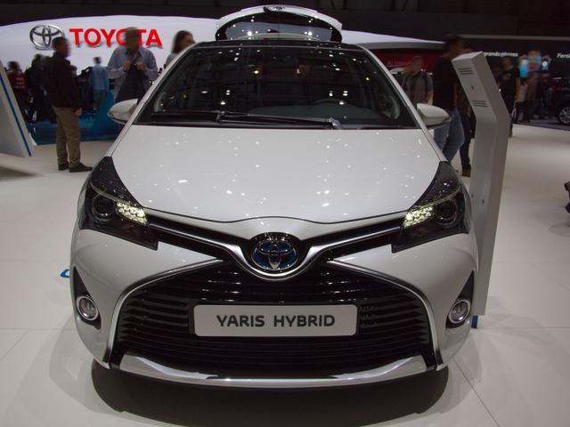 Toyota Yaris 1,5-l-VVT-i Hybrid CVT Style Selection