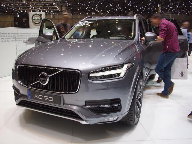 Volvo XC90 - D5 AWD Geartronic Inscription