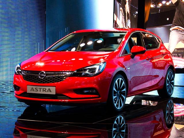 Opel Astra      1.2 Direct Injection Turbo 107kW GS Line