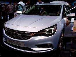 Opel Astra      1.5 Diesel 77kW Elegance