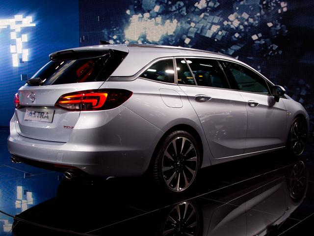 Opel Astra Sports Tourer ST 1.5 Diesel 90kW Edition