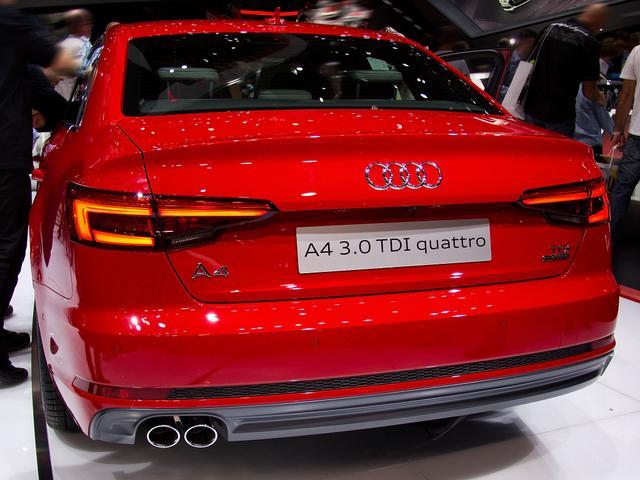 Audi A4 Limousine 35 TDI S tronic advanced