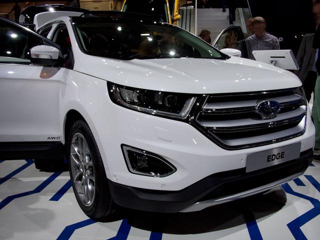 Ford Edge - 2,0 l EcoBlue 4x2 TREND Auto