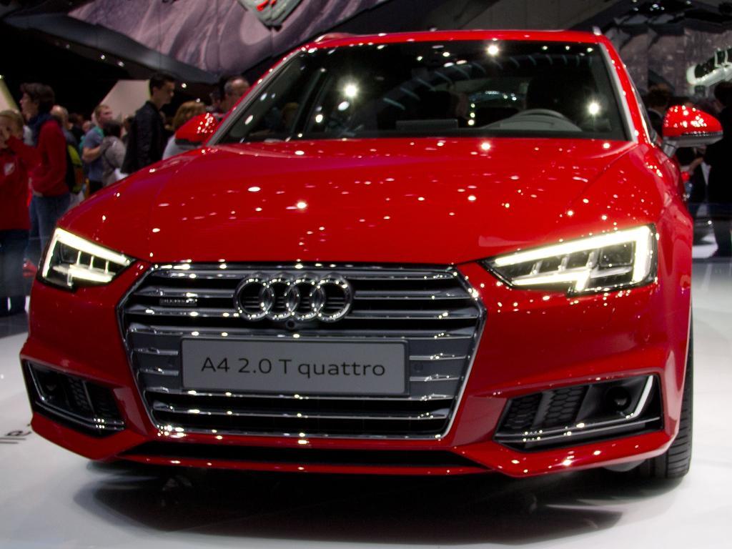 Audi A4 Avant 30 Tdi S Tronic Design Quattro Diesel Eu Neuwagen