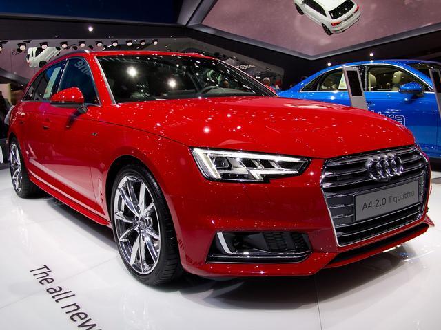 Audi A4 Avant 35 TFSI S tronic