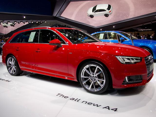 Audi A4 Avant - 40 TDI S tronic advanced