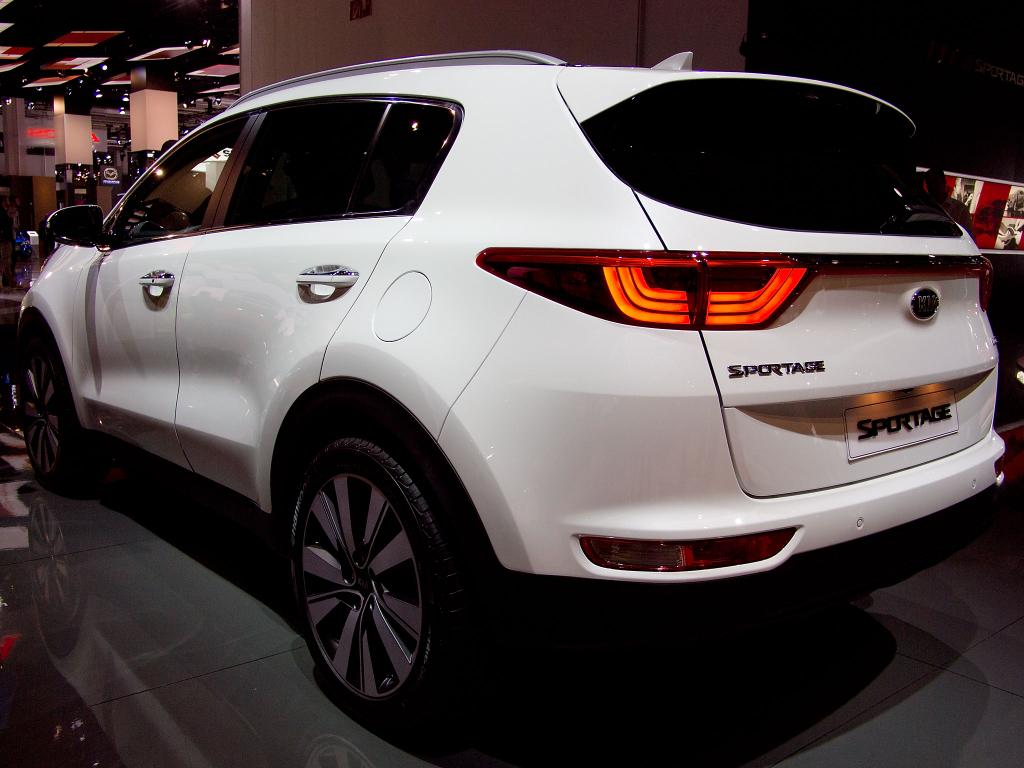 kia sportage 1 6 gdi 2wd edition 7 benzin eu neuwagen. Black Bedroom Furniture Sets. Home Design Ideas