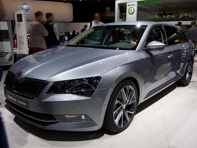 Skoda Superb Combi - 1.5 TSI ACT DSG Ambition