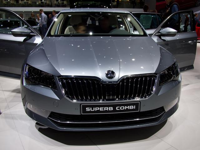 Skoda Superb - Laurin & Klement