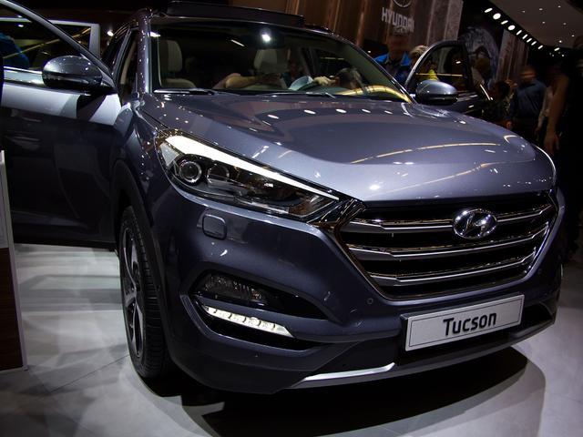 Hyundai Tucson - 1.6 T-GDI Premium 2WD
