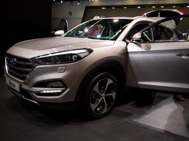 Hyundai Tucson - 1.6 GDI Pure
