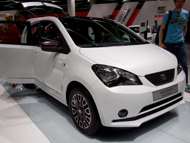 Seat Mii - 1.0 55kW Chic ASG