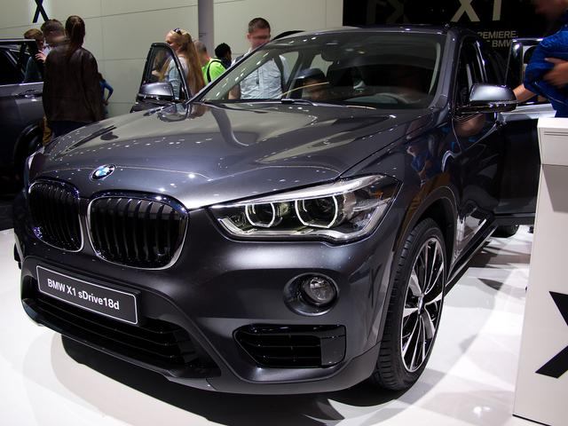 BMW X1 - sDrive18i