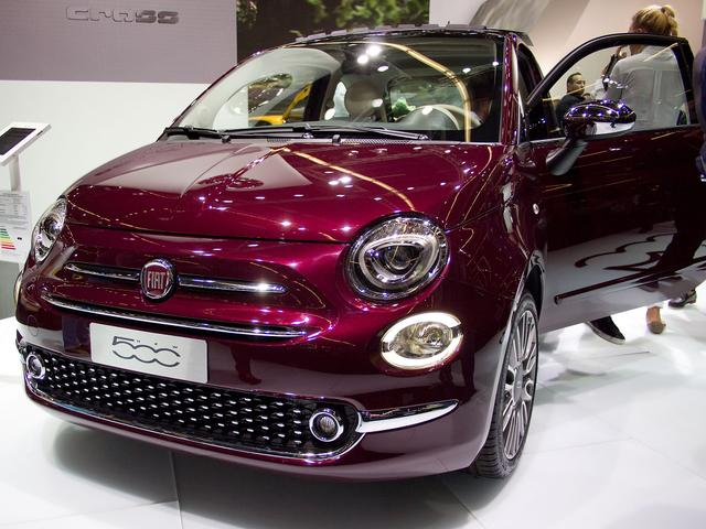 Fiat 500 - 0.9 8V TwinAir Lounge S&S