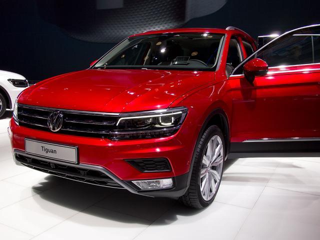 Volkswagen Tiguan - JOIN