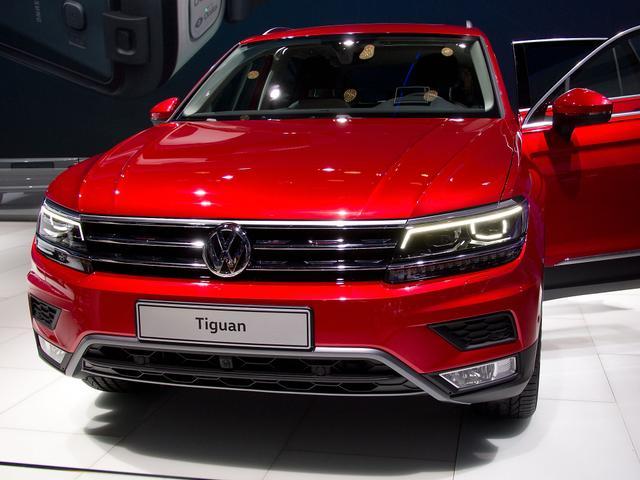 Volkswagen Tiguan 1.5 TSI OPF 96kW Life