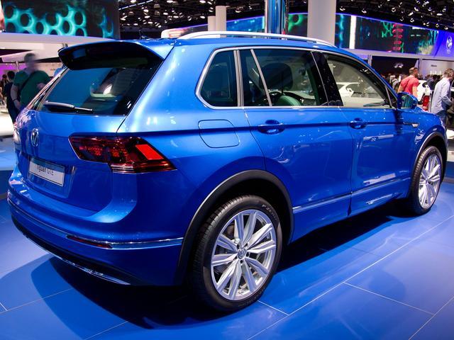 Volkswagen Tiguan Highline TDI NEUES MODELL